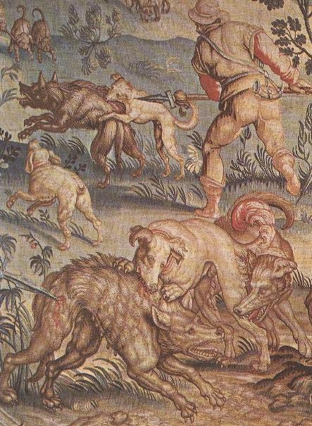 http://en.wikipedia.org/wiki/File:Caccia-lupo.jpg#/media/File:Caccia-lupo.jpg